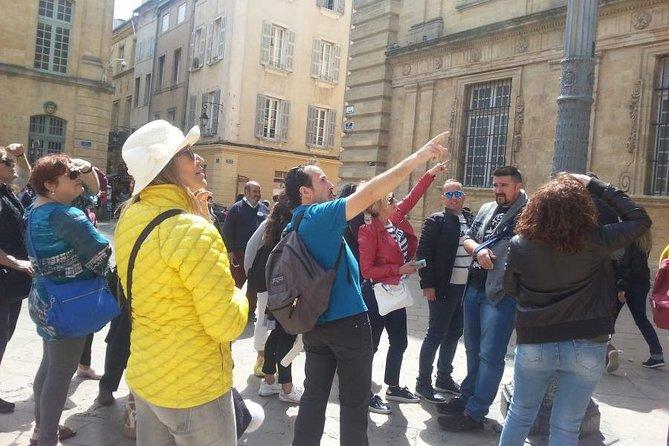Aix en Provence Walking Tour