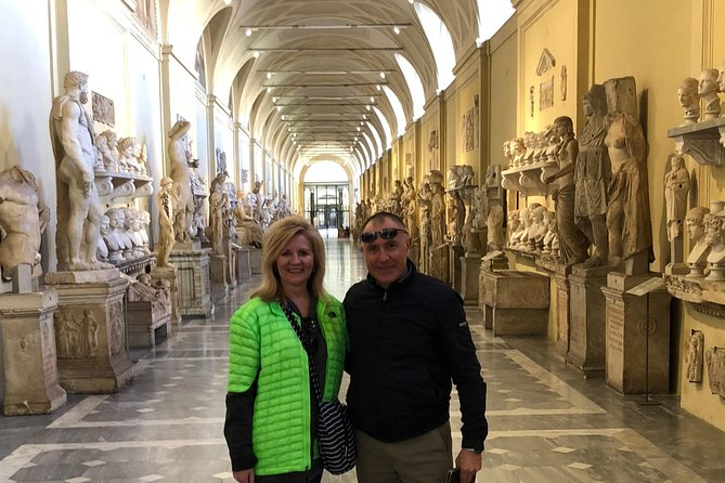 Private & Customizable tour of Rome (10h) from the port of Civitavecchia
