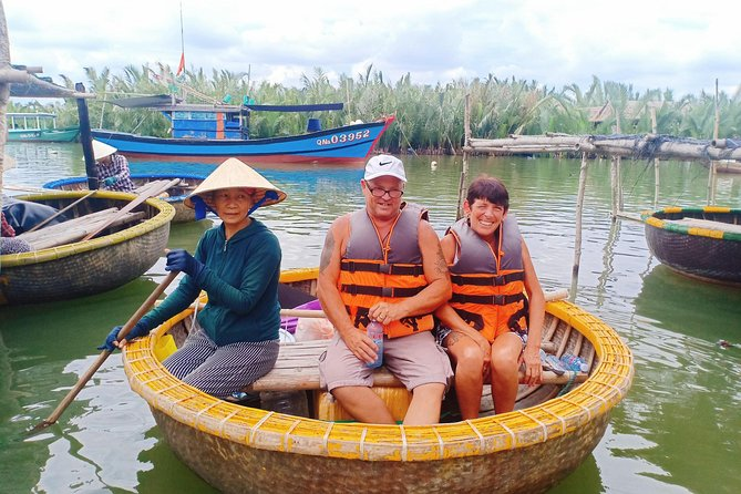 Hoi An Countryside Tour with 3 local villages & lunch