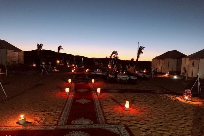 3 Days Desert Tour From Fez To Merzouga Dunes & Camel Trek ending in Marrakech