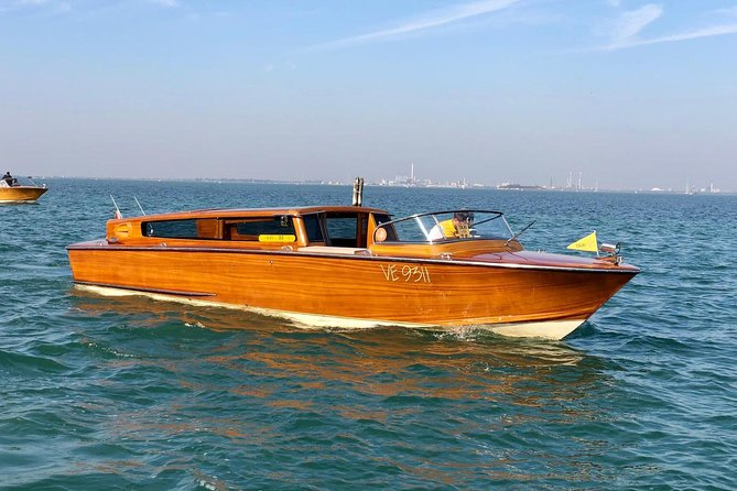 Venice Airport naar Venice HOTELS VAN en Water Taxi OF VICEVERSA