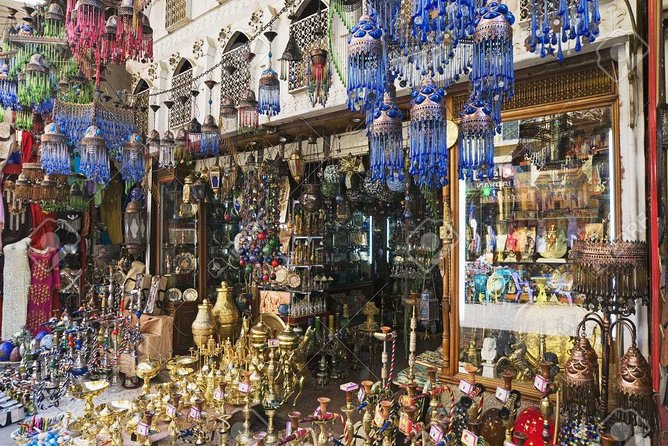 Sightseeing Day Tour to Pyramids, Egyptian Museum and Bazaar from Giza or Cairo photo 2