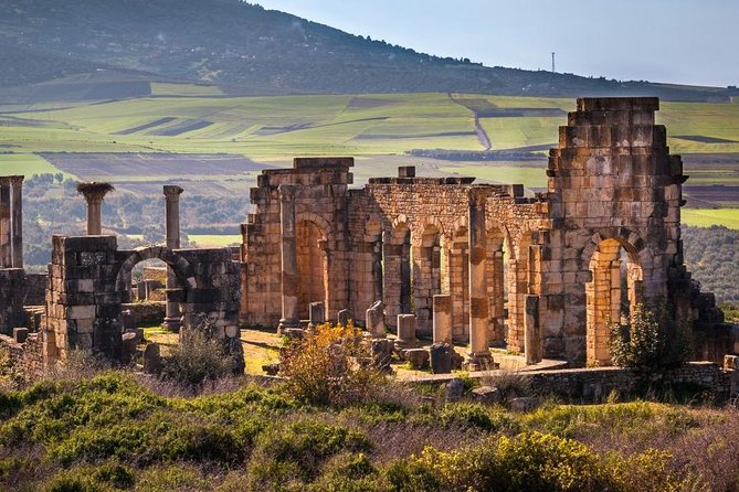 Day Trip from Fez to Meknes and Volubilis