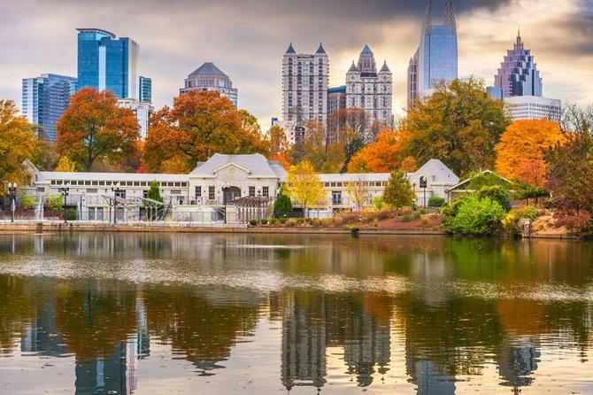 Atlanta Scavenger Hunt: Finding Peace in Piedmont Park