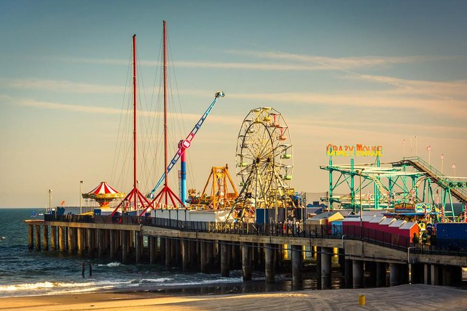Atlantic City Scavenger Hunt: Roll The Dice In America's Playground