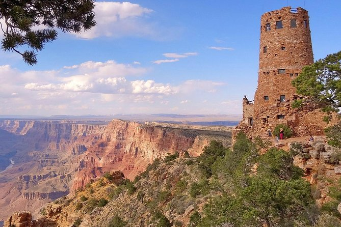 Small-Group or Private Deluxe Grand Canyon Day Trip from Phoenix