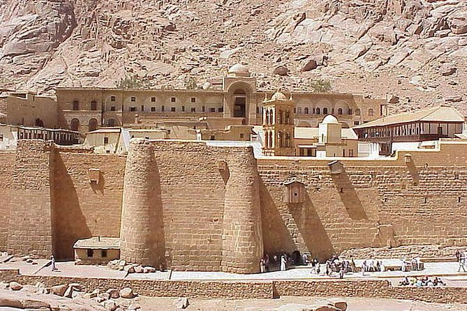 Holy tour to Saint Catherine Monastery from Cairo
