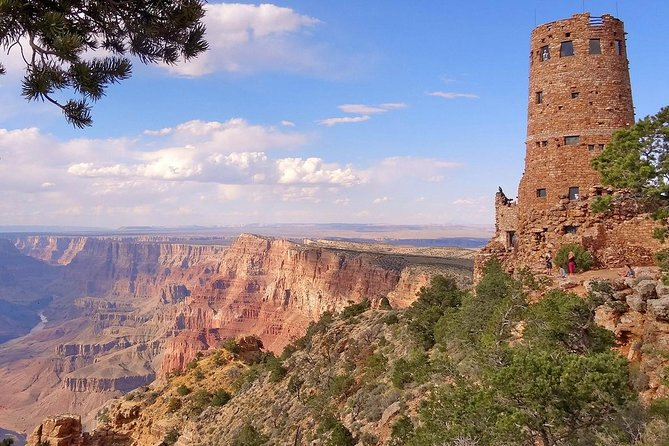 Private Deluxe Grand Canyon South Rim Day Tour