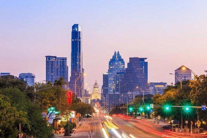 Austin Scavenger Hunt: Capitol Sights & Downtown Gems