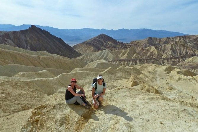 Guided Death Valley Day Trip from Las Vegas