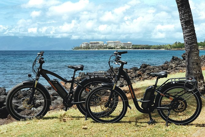 Maui: Electric-Bike, Snorkel, Hike, Sightsee Self-Guided Adventure