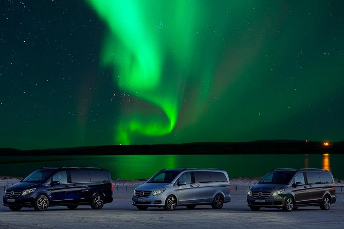 Great Chance to see the Northern Lights in Rovaniemi by VIP car private guide