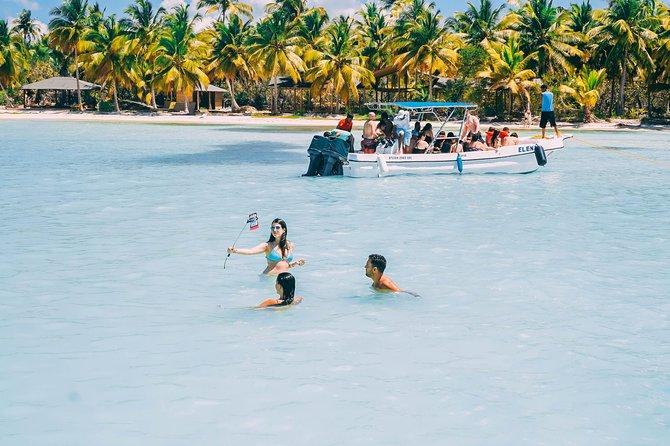 Private Saona Island Excursion