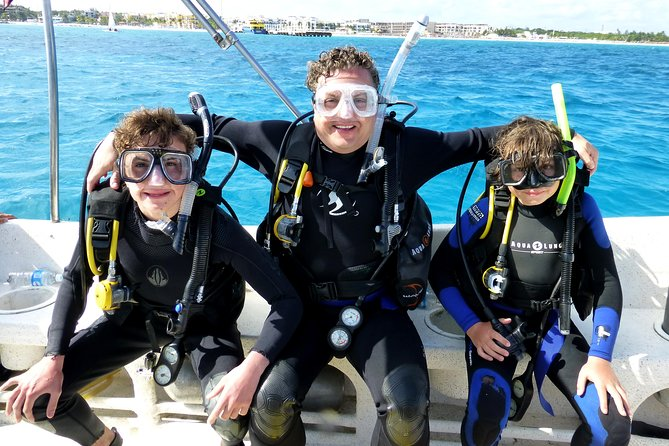 Discover Scuba Diving Course in Playa del Carmen with Two Coral Reef Dives photo 2