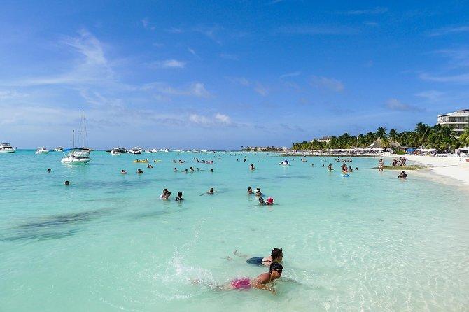 Islas Mujeres Catamaran