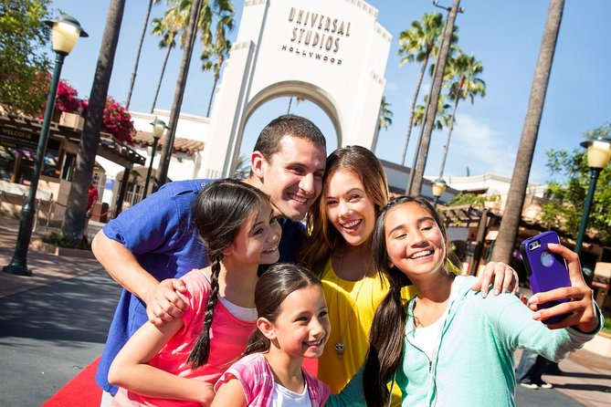 Universal Studios Hollywood with transfers from Los Angeles or Anaheim