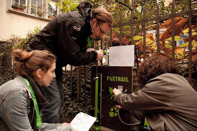2 hour outdoor group activity in Paris: PARIS, MON COEUR