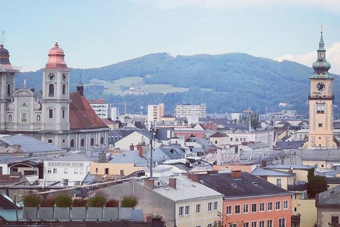 The Best of Linz Walking Tour