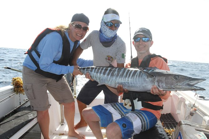 Private Fishing Trip in the Riviera Maya