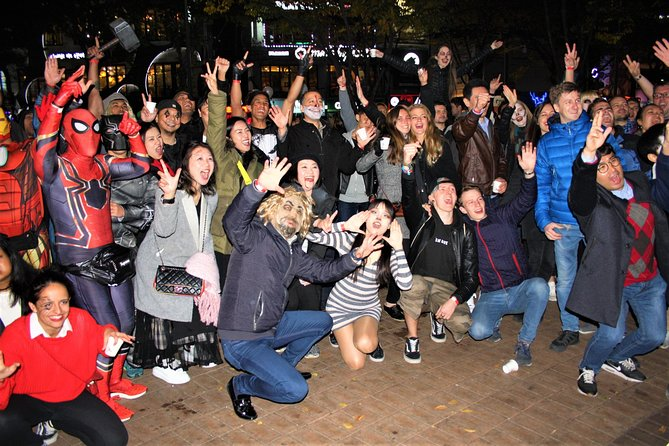 Seoul Pub Crawl and Party with Free Shots