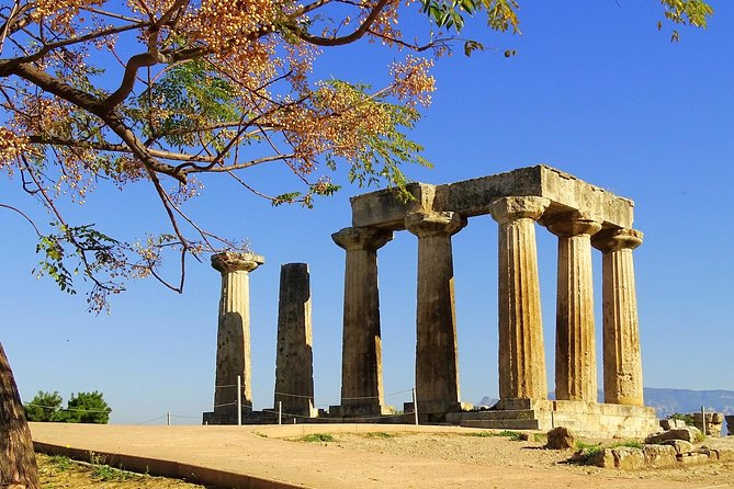 Ancient Corinth Private Half-Day Trip from Athens