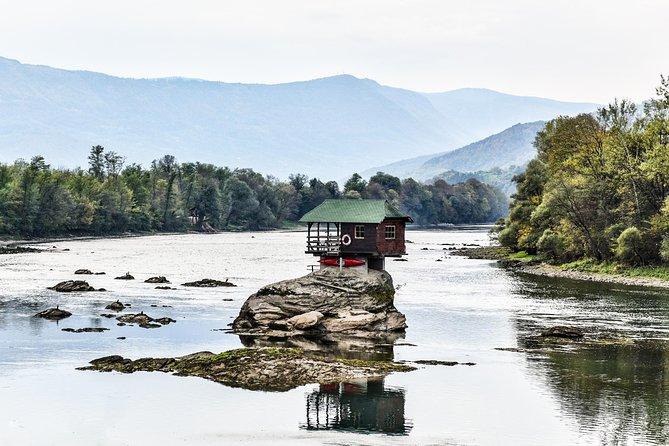 UVAC, Mokra Gora, Šargan Eight, Drina river house, 2 Days Tour From Belgrade