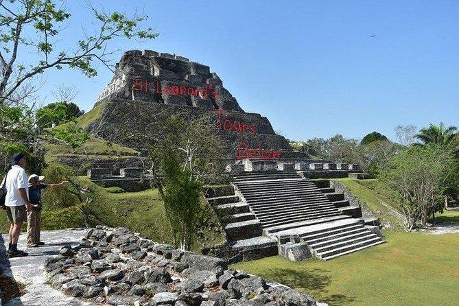Xunantunich, Horseback Riding, and Chocolate-Making Combo Tour from San Ignacio