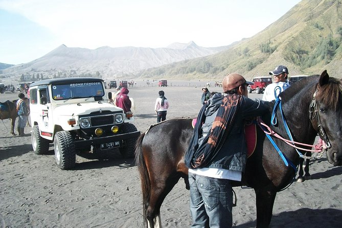 Bromo Jeep's Tour