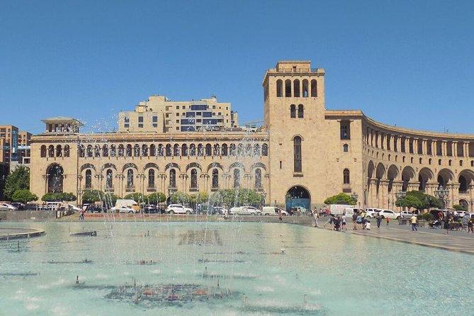 The Best of Yerevan Walking Tour