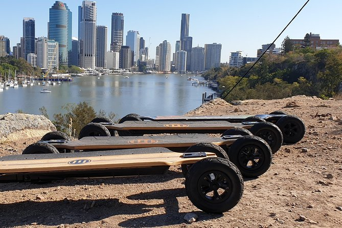 E-Skate Experience - Brisbane River