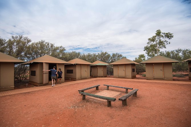 Exclusive Red Centre camps