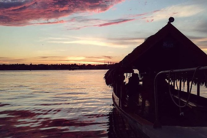 Iquitos Sunset on the Amazon River - Group Tour