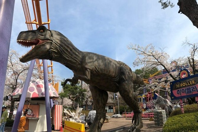 Seoulland Theme Park Discount Tickets - Luna park photo 10