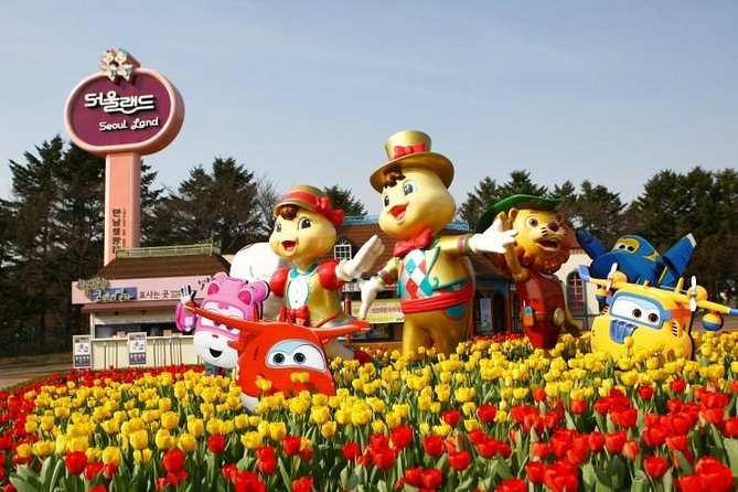 Seoulland Theme Park Discount Tickets - Luna park photo 15