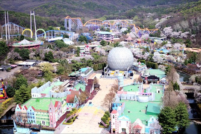 Seoulland Theme Park Discount Tickets - Luna park photo 7