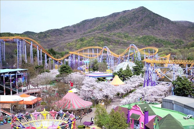 Seoulland Theme Park Discount Tickets - Luna park photo 19