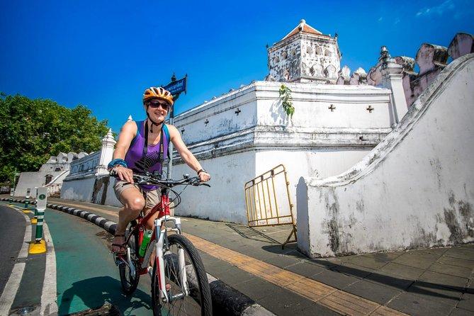 Bangkok Klong (Canal) Boat & Bike Tour