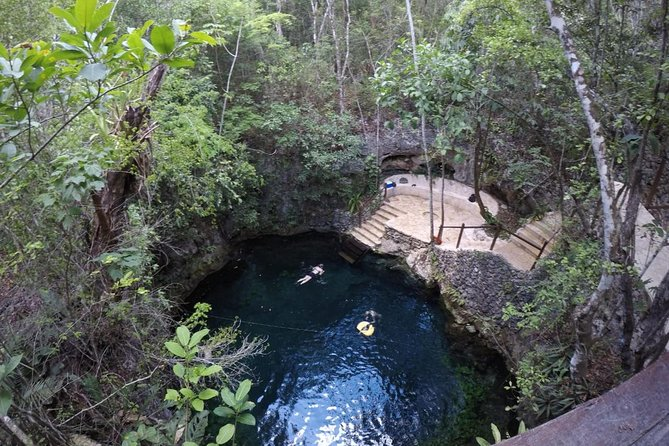 Cenotes by Puerto Tours