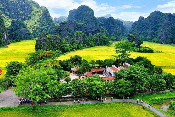 Hanoi - Hoa Lu - Tam Coc - Mua Cave - 1 Day / By Luxury Limousine & Small Group