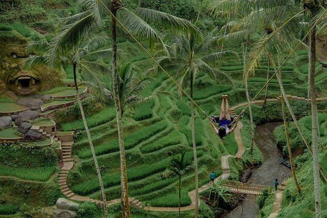 Private tour : Best of Ubud