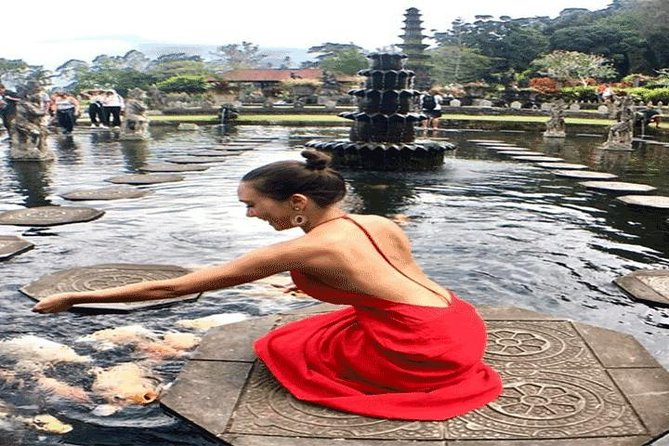 All Inclusive Lempuyang Temple, Tukad Cepung Waterfall Full Day Tour