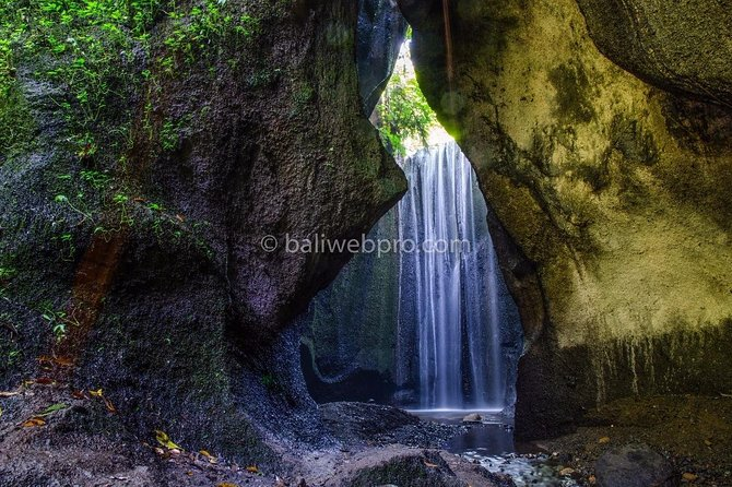 Beji Guwang Hidden Canyon With Waterfalls