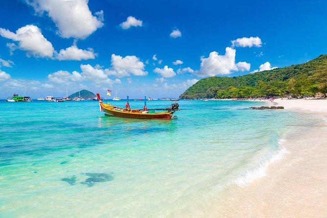 Phuket Coral Island ( Banana Beach) Guided Day Trip