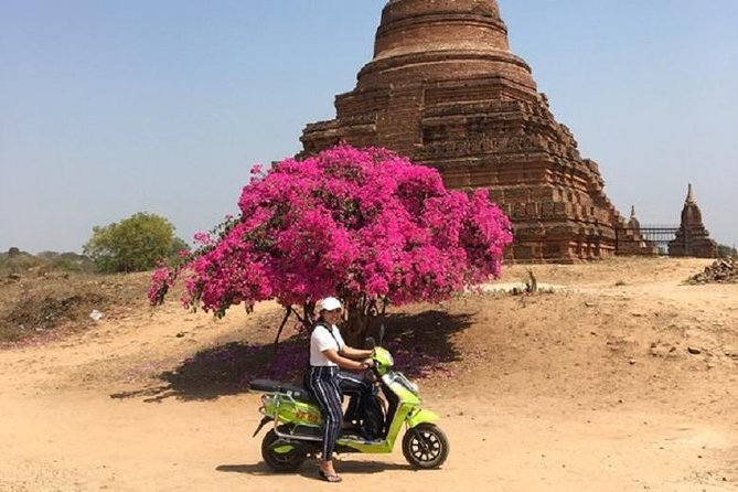 UNESCO World Heritage Bagan: Archaeological Temples by E-Bike photo 1