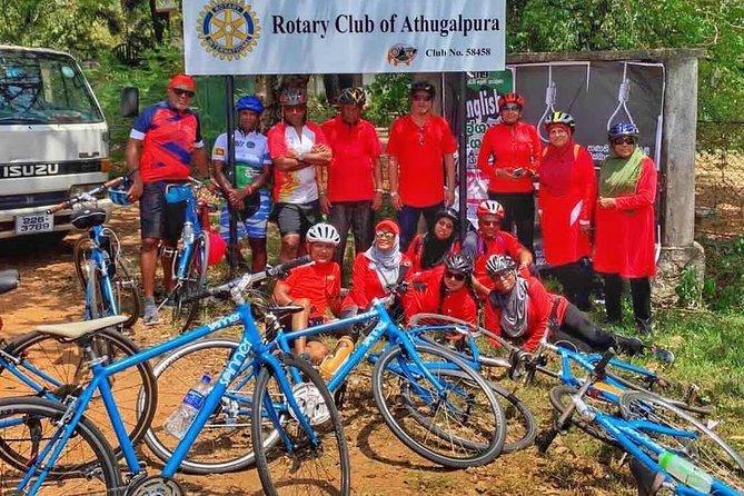 Cycling Tour Through Srilanka