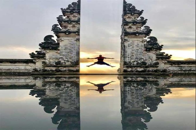 Bali Ayung Rating Ubud Combine Swing and Gate Heaven