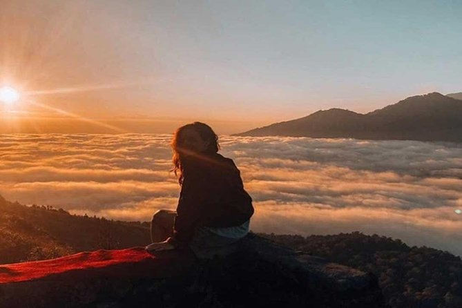 All Inclusive: Mount Batur Trekking With Natural Hot Spring