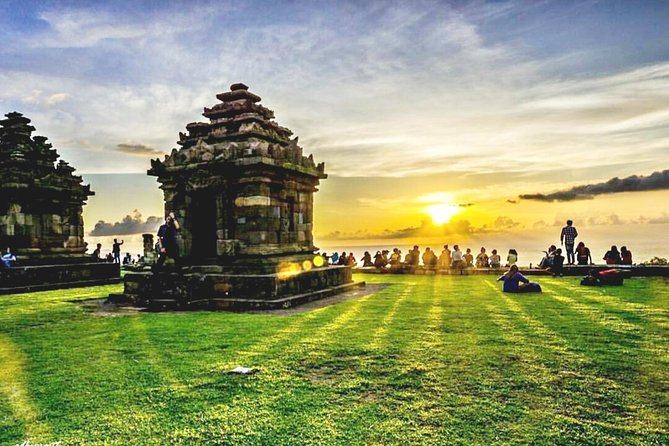 Yogyakarta Sunset over Ancient Temples Private Tour