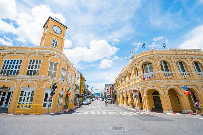 Phuket Old Town Cycling Tour