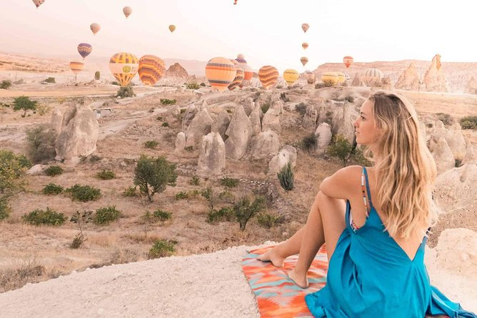2 Day 1 Night Cappadocia with Cave Suite Hotel from Kayseri or Kapadokya Airport photo 1